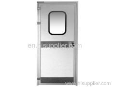 60 Aluminum alloy cocated steel door