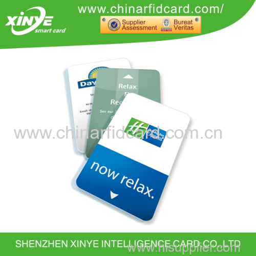 China supplier Hot sale rfid smart card