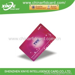 good price EM 125KHz Proximity printable id Card