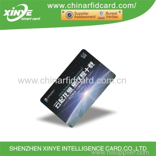 Hot sale rfid contactless smart card
