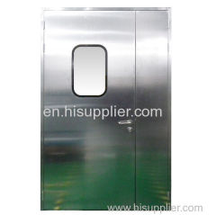 Дверь для снятия рисунка из нержавеющей стали