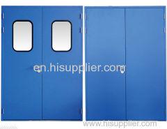 Double purification door of Steel