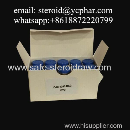 Cjc-1295 Peptide Mod GRF 1-29 cjc1295 dac lyophilized peptide