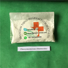 Raw Steroid Hormone Fluoxymesterone Halotestin For Increasing Muscle CAS 76-43-7