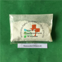 Best Price and High Quality Factory Direct Supply Oral Steroids Raw Powders Winstrol Stanozolol Powder for Bodybuilding