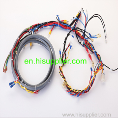 Wiring harness for toys