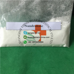 99%+ Purity Muscle Building Steroid Powder Nandrolone For Bodybuilding Supplements CAS 434-22-0