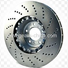 Brake Discs Used for Car OEM Orders are Welcome Customized Drawings and Samples are Accepted