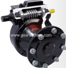 wheel drive worm gearboxes for Irrigation system