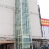 Prefabricated steel elevator shaft