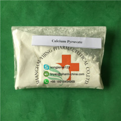 Weight Loss APIs Raw Powder Steriods Calcium Pyruvate For Burning Fat And Fitness Enhancement CAS 52009-14-0