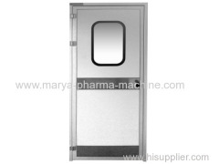 50 Aliminum alloy coated steel door