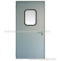 60 Aluminum alloy door