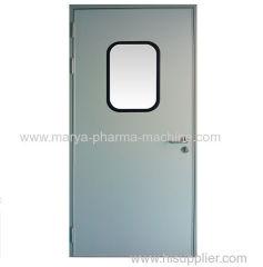 60 Puerta de aleación de aluminio