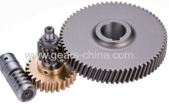 transmission auger gear box