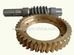 transmission chenta worm gear