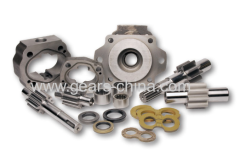 pump casting parts made in china