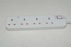 Wholesale UK Power Strip 1.5m 3m 5m