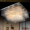 Luxury crystal chandelier for decorate hotel pandent lighting