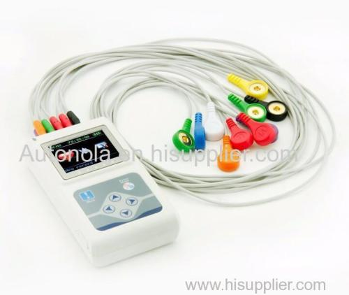 Medical instrument ECG machine Dynamic ECG Systems AT-5000