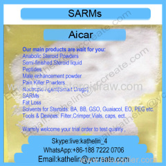 Sarms Acadesine Ampk Activator Aicar CAS 2627-69-2 fat-loss and endurance-enhancing