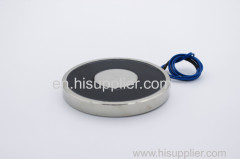 powerful magnet/dc Electromagnet coil/round electromagnet