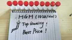 Kirotropin HGH manufacturer China hormone 4iu/6iu/8iu/10iu/12iu