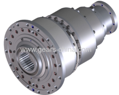China supplier planetary gearboxes for Winch Drive