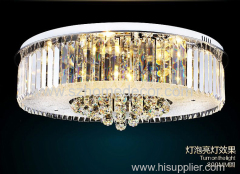 Baccarat Classic Clear Luxury Crystal Chandelier Pendant Light