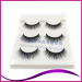 2017 New Style High Quality Nature siberian fur private label Mink Strip lashes