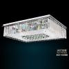 Customized Modern Acrylic LED Light Round Acrylic Decorative Chandelie