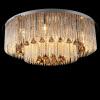 2017 new design indoor decorative modern led light chandelier for dining room