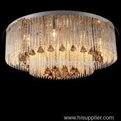 2017 new design indoor decorative modern led light chandelier for dining room