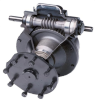 Gearboxes for irrigation system Worm & Bevel Gear Operators DC small size geared motors