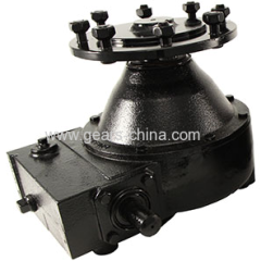 gearbox for agriculture irrigation system gear box