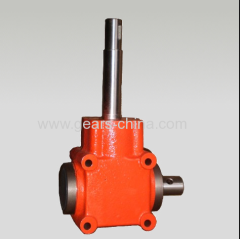 China Suppliers agricultural PTO Gearboxes