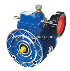 UDL Planetary Speed Variators / Speed Variator / Gear Speed Variator