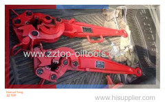 Drilling Rig Casing Manual Tongs for Oilfield Drilling Service