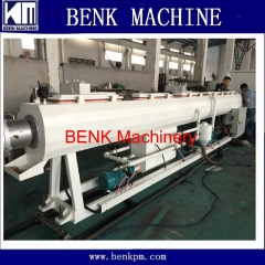 50-160mm sewer PVC pipe extrusion line