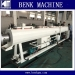 pvc pipe extrusion manufacturing machine