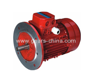 Aluminium 1HP brake motor three phase induction motor With CE With CSA With UL With 3C