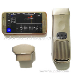 Medical Diagnostic Equipment Wireless black and white pocket ultrasound probe