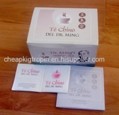 Dr. Ming tea weight loss capsules weight loss tea coffer pills natural weight loss product