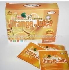 Leisure 18 Slimming Orange Juice natural diet pills natural diet tea coffer diet capsules natural diet product