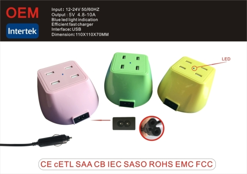 Wholesale usb charger power board for car