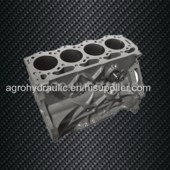 Ford 6610 cylinder block for tractor engine