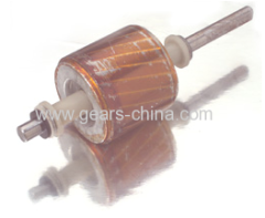 Permanent Motor Rotor Shaft Neodymium Magnetic Assembly