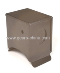 Electrical metal conduit junction box