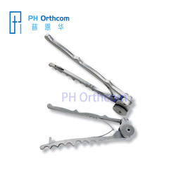 Ratcheting Rod Cutter Spine Instruments Pedicle Screws Instruments