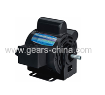 china manufacturer NEMA single phase-drip-proof motors